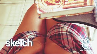 Download Viendo Como Chica Menstruando Video