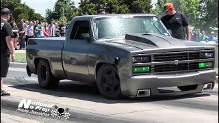 Download Shut Down Route 66 Prime Truck vs Turbo fairmont in Reno,Oklahoma Video