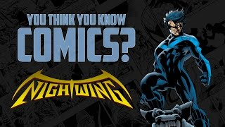 Download Nightwing - You Think You Know Comics? Video