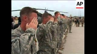 Download US troops given medals for risky rescue of German soldiers Video