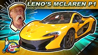 Download Jay Leno's McLaren P1 Video