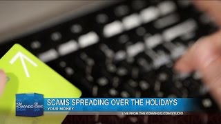 Download 3 sneaky holiday scams to watch out for this season Video