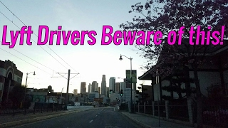 Download Ride share Advice:Lyft drivers Beware of this passenger trick. Video