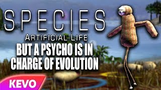 Download Species: Artificial Life but a psycho is in charge of evolution Video
