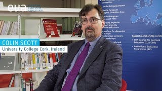 Download Diversity and inclusiveness in universities: Colin Scott, University College Dublin, Ireland Video