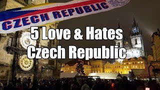 Download Visit The Czech Republic - 5 Things You Will Love & Hate about The Czech Republic Video