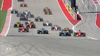 Download 2017 US Grand Prix: Race Highlights Video