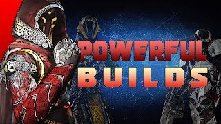 Download Top 5 Most Powerful Builds of Destiny 2 Video
