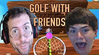 Download Wade destroys me and ruins my life. Golf With Friends! Video