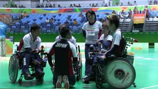 Download Day 6 morning | Boccia highlights | Rio 2016 Paralympic Games Video