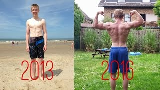 Download Insane 2 Year Transformation! - Street Workout Video