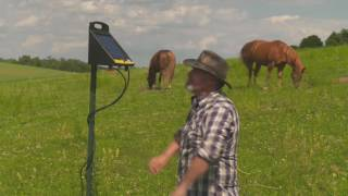Download How to Install a Solar Fence Charger: Electric Fence 101 | Zareba® Video