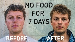 Download 7 DAY WATER FAST - NO FOOD FOR A WEEK (Before & After) Video
