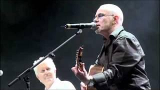 Download Howard Jones & Nik Kershaw 'Wouldn't It Be Good' - LIVE in 2008 Video