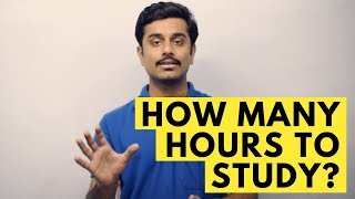 Download How many hours should you study? | Tips and Guidance Video