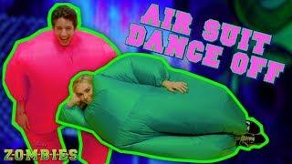 Download Air Suit Dance Off Challenge 💃🏽   ZOMBIES   Disney Channel Video