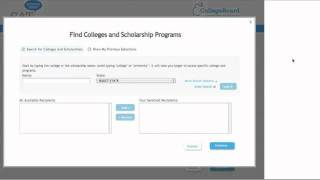 Download Sending SAT Scores from College Board Video