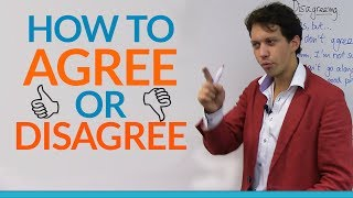 Download Conversation Skills: How to agree or disagree Video