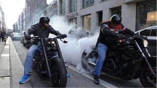 Download Motorcycle Compilation - Burnouts, Brutal Sounds and more! Video