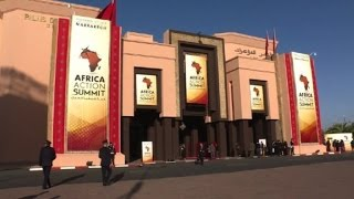 Download Morocco hosts African summit as it bids to rejoin bloc Video