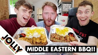 Download Middle Eastern Food With the Arab Englishman! Video