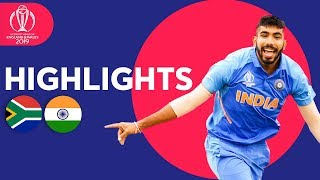 Download Rohit Hundred Seals Win | South Africa vs India - Match Highlights | ICC Cricket World Cup 2019 Video