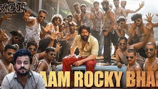 Download Pakistani Reaction On ″Salaam Rocky Bhai″   K.G.F Chapter 1   1st Song   Reactionmania Video