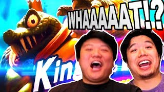 Download REACTING TO SMASH ULTIMATE DIRECT! (KING K ROOL & SIMON BELMONT) Video