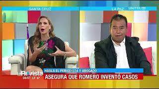 Download Gómez califica a Romero como uno de los hombres más fuertes del Gobierno del MAS Video