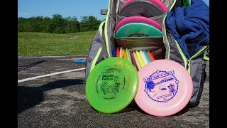 Download Worthy of Champions: Innova Aviar vs. Dynamic Discs Warden Video