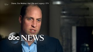 Download Prince William opens up about how the paparazzi moved his mother to tears Video