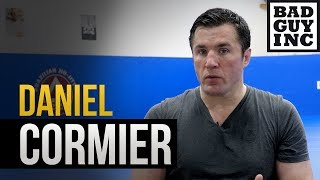 Download There's no reason for Daniel Cormier to drop to light heavyweight again... Video