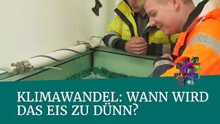Download Klimawandel: Wann wird das Eis zu dünn? – Hamburg – #wonachsuchstdu Video