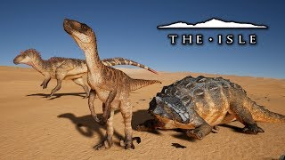 Download Dinosaurs in the Desert! - The Isle Video