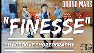 Download ″Finesse″ | @BrunoMars | @GuyGroove Choregoraphy Video