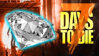 Download DIAMONDS ARE FOREVER USELESS ★ 7 Days to Die - Alpha 15 (21) Video