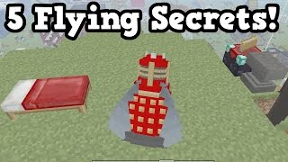 Download Minecraft Xbox / PE - 5 Things You Didn't Know About Elytras Video