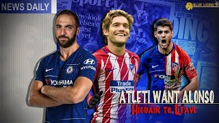 Download TRANSFER BAN UPDATE || WILL ALONSO MAKE ATLETI MOVE? || Kova & Higuain update Video
