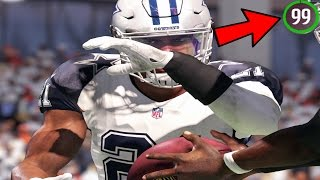 Download FINALLY A 99 OVERALL!!   MADDEN 17 ULTIMATE TEAM GAMEPLAY EPISODE 66 Video