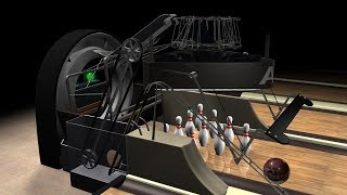 Download How a Bowling Alley Works Video