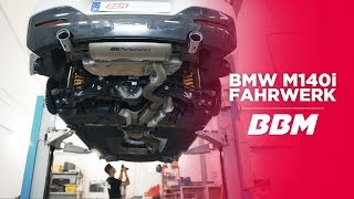 Download PERFORMANCE UPDATE beim BMW M140i by BBM Video