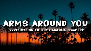 Download XXXTENTACION & Lil Pump - Arms Around You (Lyrics) ft. Maluma & Swae Lee Video
