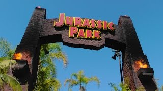 Download Jurassic Park River Adventure Universal Orlando Video