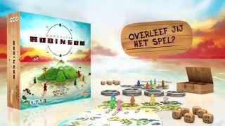 Download Expeditie Robinson Bordspel - Promo Video