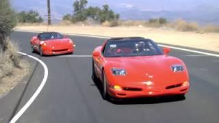 Download 2011 Corvette Grand Sport vs. Matt's Modified C5 Corvette Video