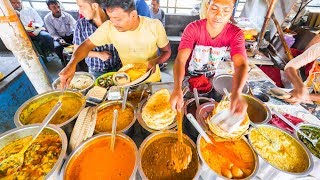 Download INDIAN STREET FOOD of YOUR DREAMS in Kolkata, India | ENTER CURRY HEAVEN + BEST STREET FOOD in India Video