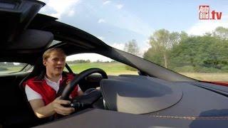 Download Mattias Ekström im Jaguar F-Type R (2014) Video