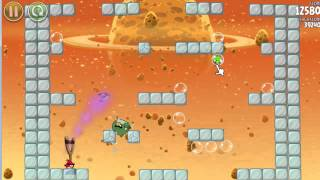 Download angry birds space all eggsteroid levels episode 30 Video