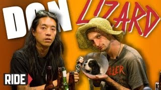 Download Lizard King & Don ″Nuge″ Nguyen Survive Skinheads, El Toro, Witches & Drugs! Weekend Buzz ep. 17 Video