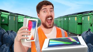 Download Dumpster Diving 100 Dumpsters (Found Expensive Stuff) Video